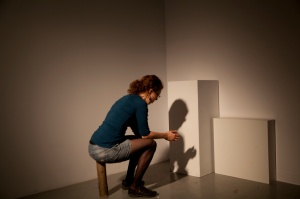 Geneviève Moisan MFA Concordia performance video